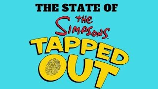 The State of The Simpsons Tapped Out
