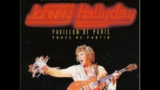 Le pénitencier Johnny Hallyday 1979 + paroles