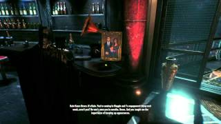 BATMAN™: ARKHAM KNIGHT Kate Kane and Maggie