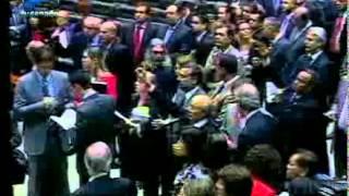Congresso Aprova Projeto Que Altera a Meta Fiscal de 2014