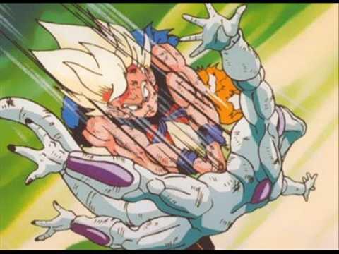 Dragon Ball Z Música de Pelea.