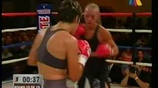 Bloody and Bruised 7 - Female Boxing http://femalefightingdvds.com