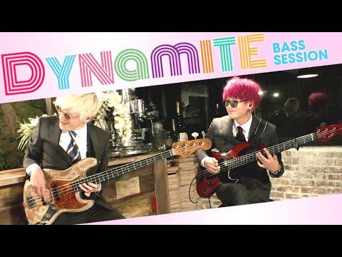 IKUOさんと弾いてみた【ベースセッション】BTS  「Dynamite」cover