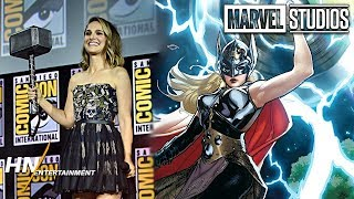 Jane Foster As THOR EXPLAINED | Thor: Love And Thunder