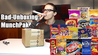 Bad Unboxing - MunchPak (Feat. 420 idubbbz)