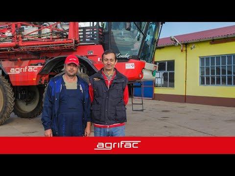 Iskustva korisnika Agrifac Condor ClearancePlus Matijevic