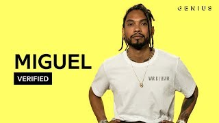 "Miguel ""Come Through And Chill"" Official Lyrics & Meaning 