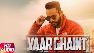 Yaar Ghaint – Harpreet Grewal Punjabi Video Download New Video HD
