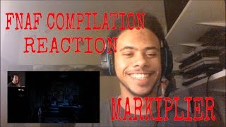 Five Nights At Freddy's Compilation Reaction | Markiplier's FNAF Compilation