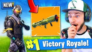 *NEW* GUIDED MISSILE LAUNCHER coming to Fortnite: Battle Royale!