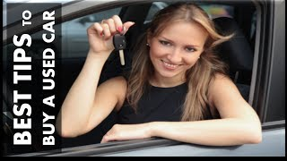 Used Car Buying Tips : How to Avoid Pitfalls While Buying a Used Car?