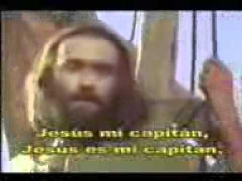 Jesus es mi Capitan