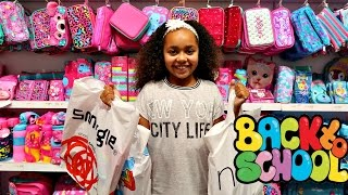 BACK TO SCHOOL SHOPPING! SHOES & CLOTHES SUPPLIES Toys AndMe