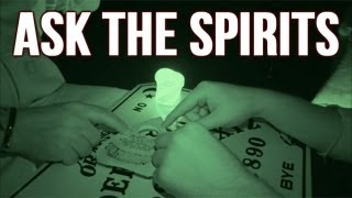 Ask The Spirits