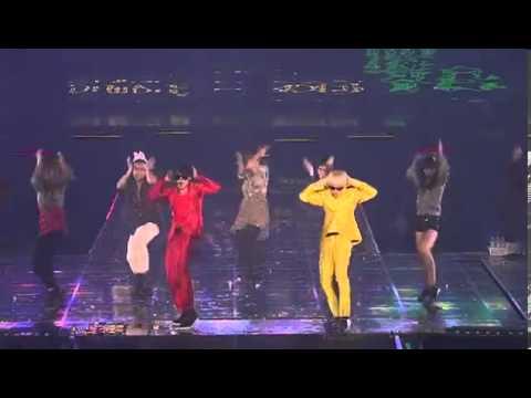 [Super Junior SS4 DVD] Oppa Oppa - Eunhyuk & Donghae