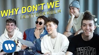 Why Don't We in Sweden -