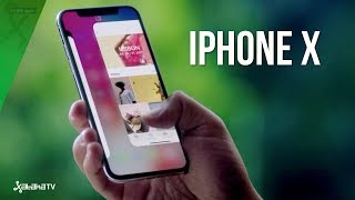 Video iPhone X 256GB Gris y6Ncek8iBFI