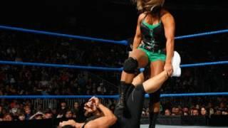SmackDown: Kaitlyn vs. Vickie Guerrero