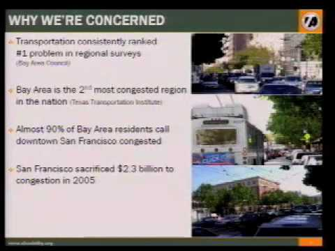 Part I: Presentation on Congestion Pricing to the Transportation Authority , October 16, 2007