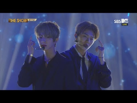 Golden Child, I See U [THE SHOW 181204]
