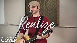 Realize - Colbie Caillat (Boyce Avenue acoustic cover) on Spotify & Apple
