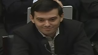 Trey Gowdy Blasts Shkreli after he Laughs at Cummings full hearing