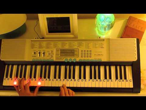 How to Play ~ Titanic Theme Song, My Heart Will Go On ~  Key-F ~ LetterNotePlayer ©