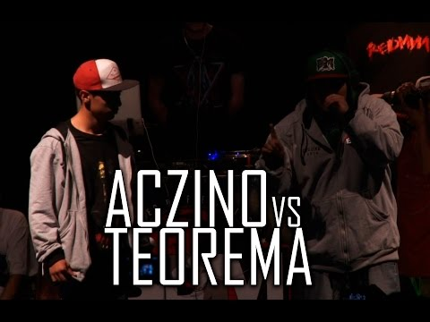 BDM Deluxe 2015 / Final / Aczino vs Teorema