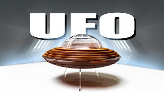 This UFO Puzzle might be my Favorite!!