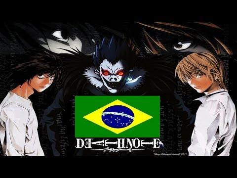 Baixar Death Note abertura 1 (Dublada em português)