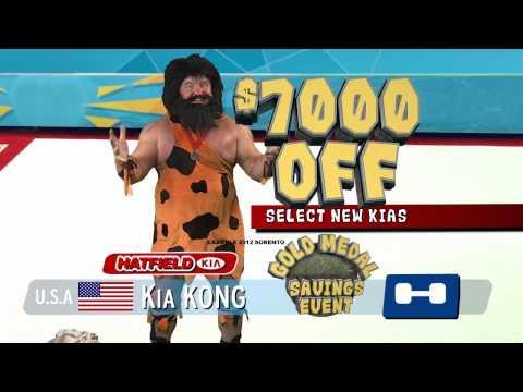 Hatfield Kia-Kong Games.