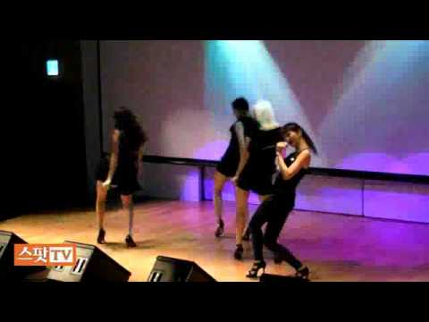 100825 Sistar - One more time,ok?