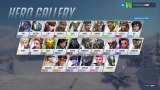 Unlock ALL skins instantly | Overwatch cheat