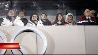 Olympic Pyeongchang khai mạc với chút khó xử về ngoại giao