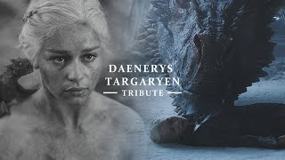 Daenerys Targaryen | a targaryen alone in the world