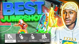 NEW Best Jumpshot On NBA 2K20 AFTER Patch 14 For ALL BUILDS and ARCHETYPES! 100% GREENLIGHT JUMPSHOT