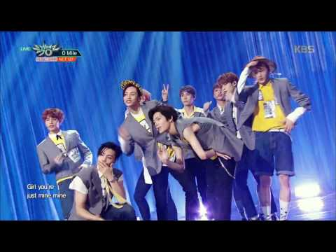 뮤직뱅크 Music Bank - 0 Mile - NCT 127.20170616