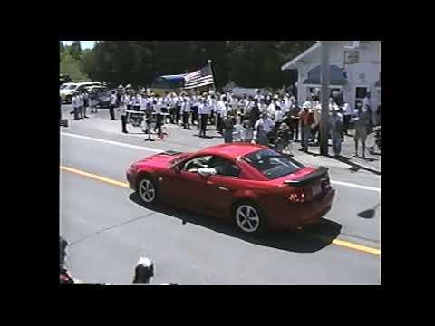Chazy Memorial Day Parade  5-30-04