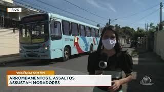 Arrombamentos e assaltos assustam moradores no bairro Parque Manibura | Cidade Alerta CE