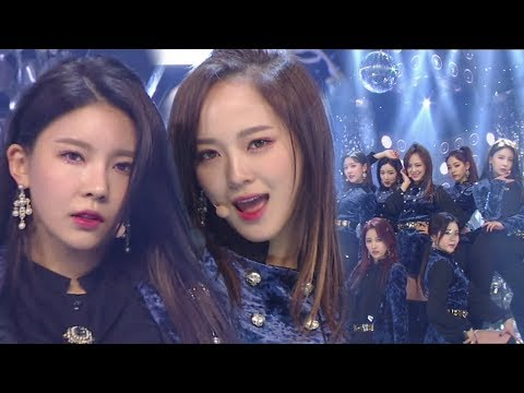 《Comeback Special》 gugudan(구구단) - The Boots(더 부츠) @인기가요 Inkigayo 20180204