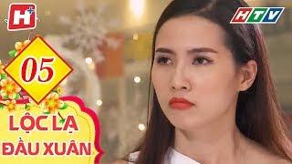 Lộc Lạ Đầu Xuân  - Tập 5 (Tập Cuối) | HTV Phim Tình Cảm Việt Nam Hay Nhất 2019