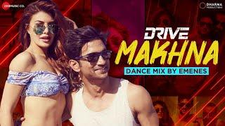 Makhna Dance Mix Emenes Ft Sushant Singh Rajput & Jacqueline Fernandez