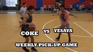 Game Highlights: Yesaya Saudale & Rivaldo Tandra Takeover! Game Terakhir Super Seru & Intense!
