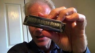 What harmonica should a beginner use--and NOT use?