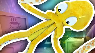 I'M NAKED NOW?!   Octodad #3