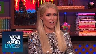Does Paris Hilton Still Talk to Nicole Richie? | WWHL