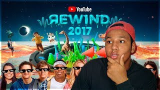 YOUTUBE REWIND 2K17 - VÍDEO CRÍTICA - DN