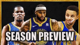 Golden State Warriors 2018-19 Season Preview (30 Teams in 30 Days)