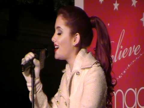 Ariana Grande - Have Yourself A Merry Little Christmas [11.26.10]