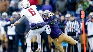Washington Defense Keys Blowout Win Over Washington State In 2015 Apple Cup | CampusInsiders